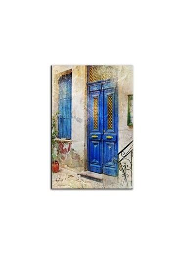 Arte Casero Dekoratif Kanvas Tablo 50x70 cm  Renkli